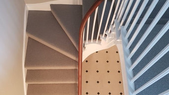 Domestic Flooring Installed.