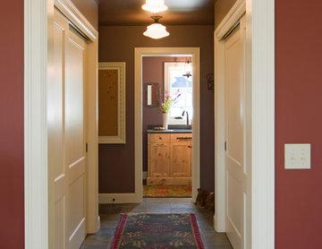 Doors, Doorways & Hall Spaces