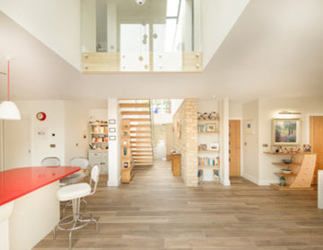 double height hallway - Park Lane   Appleton