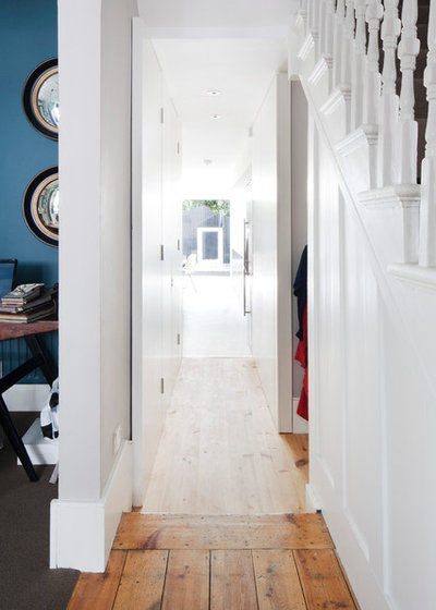 Contemporary Hallway & Landing by Gundry & Ducker