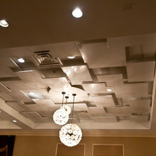 Contemporary Hall by Innovative Coverings