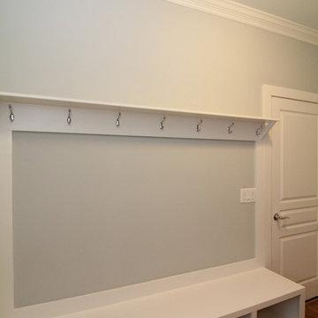 Drop Zone Ideas for Storage in Hallway