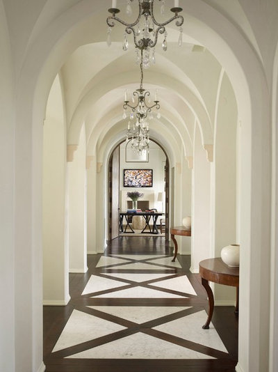 Transitional Corridor by Kevin Spearman Design Group, Inc.