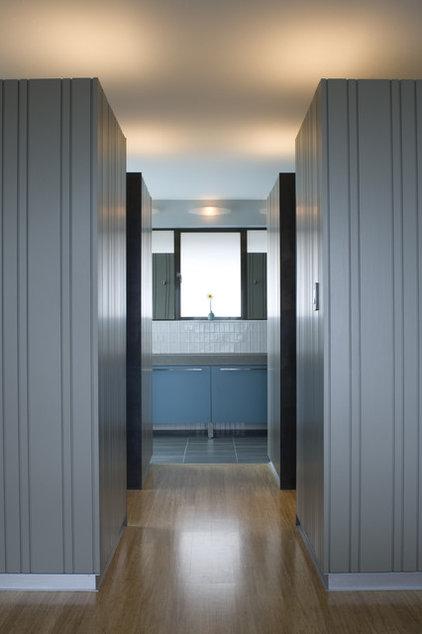 Modern Hall by John Lum Architecture, Inc. AIA