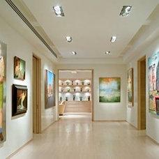 Modern Hall by Edward I. Mills & Associates, Architects PC