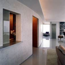 Contemporary Hall by Edward I. Mills & Associates, Architects PC