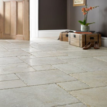 Elba Limestone Brushed and Chipped