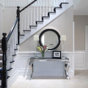 Elegant modern home