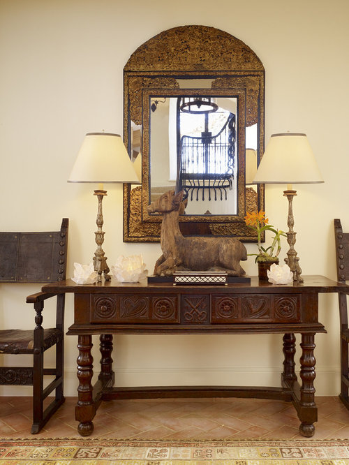Spanish Style Interior Design Ideas Pictures Remodel And