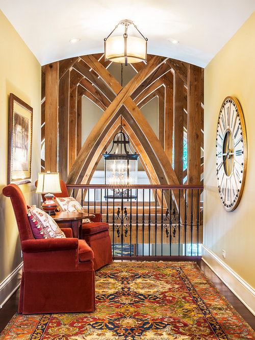 Rolfe House Foyer : Hallway and landing design ideas renovations photos