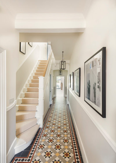 Transitional Corridor by Convert Construction Ltd