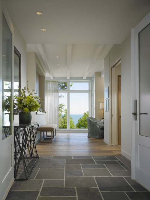 Modern Foyer Tile : Tile entryway home design ideas pictures remodel and decor