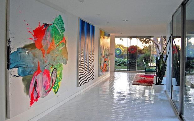 Contemporary Corridor by Dana Nichols