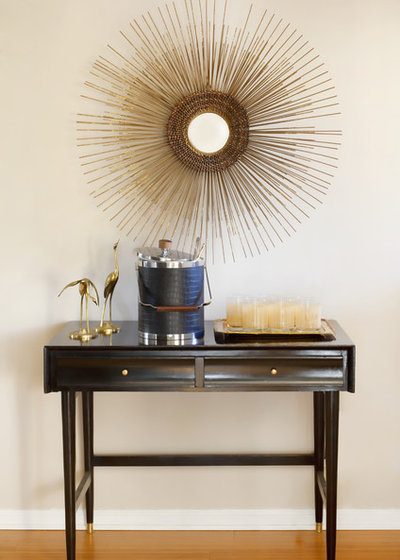 Eclectic Hall by Dayka Robinson Designs