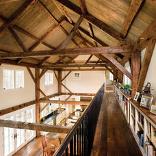 Farmhouse Hall by Windover Construction