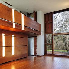Modern Hall Esherick House, Louis Kahn