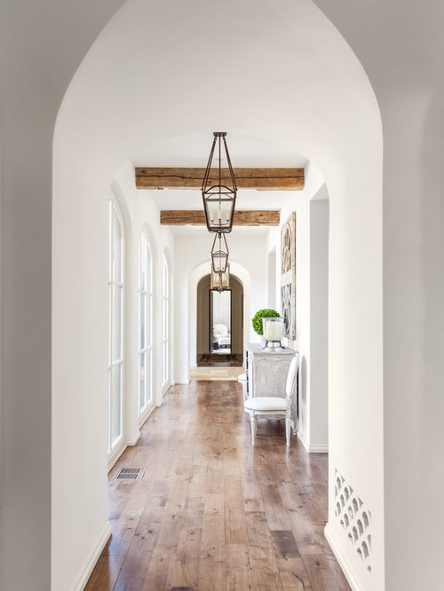 Mediterranean Hallway Design Ideas Pictures Remodel Amp Decor