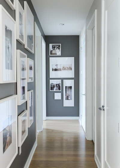 Scandinavian Hallway U0026 Landing By SHIFT Interiors