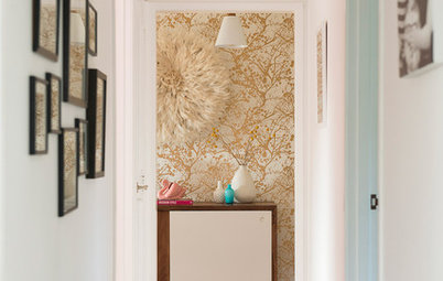 Turn the Hallway Into a Focal Point
