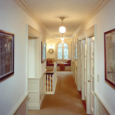 Eclectic Hall by Giambastiani Design
