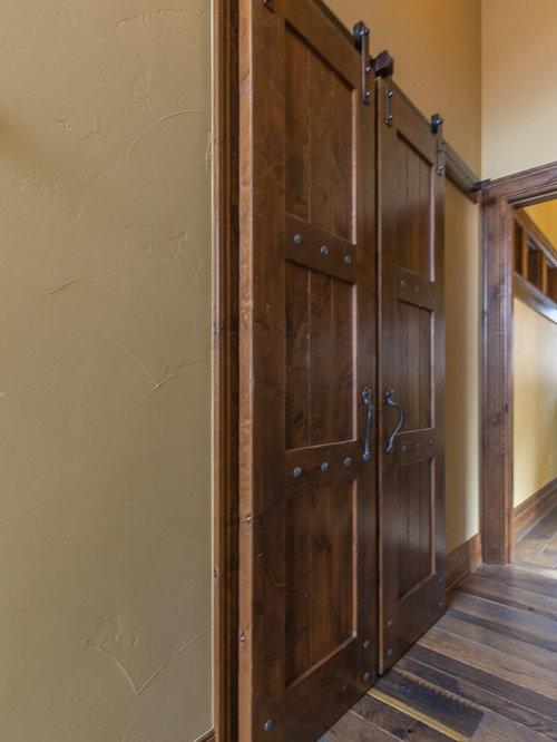 Scandinavian Denver Hallway Design Ideas Pictures Remodel Decor