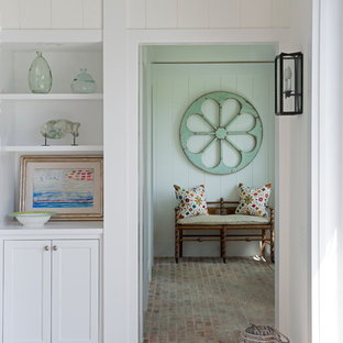 Inspiration for a country hallway remodel in Other