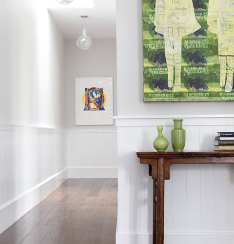 Chair Rail Wainscoting Home Design Ideas, Pictures
