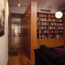 Modern Hall by Etelamaki Architecture