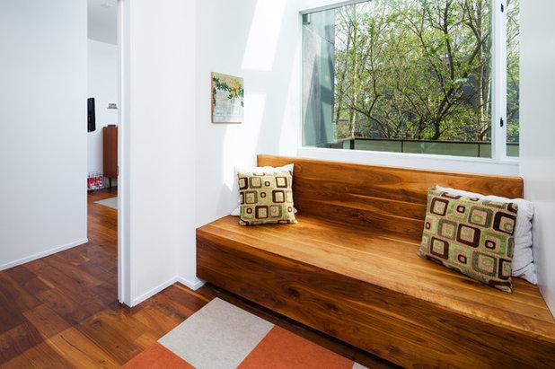 Contemporain Couloir Florian Hart Residence