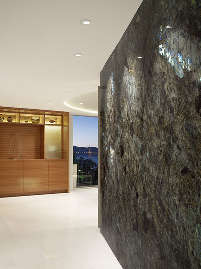 Contemporary Hall by Mark English Architects, AIA