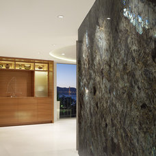 Modern Hall by Mark English Architects, AIA
