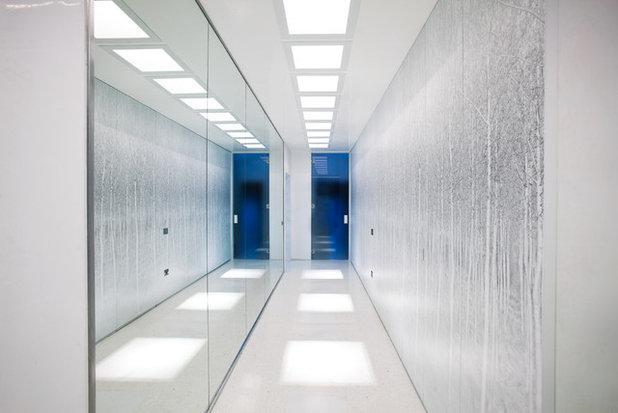8 trovate di stile per illuminare un corridoio