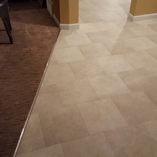 Fort Atkinson Luxury Vinyl and Carpet Family Room
