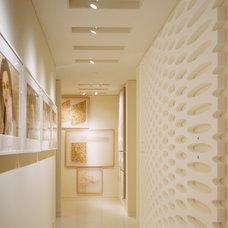 Modern Hall by Gary Hutton Design