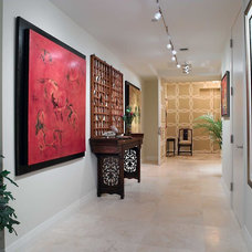 Asian Hall by Causa Design Group