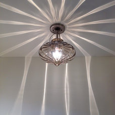 Contemporary Hall by Tower Lighting