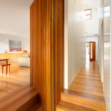 Contemporary Hall by CplusC Architectural Workshop