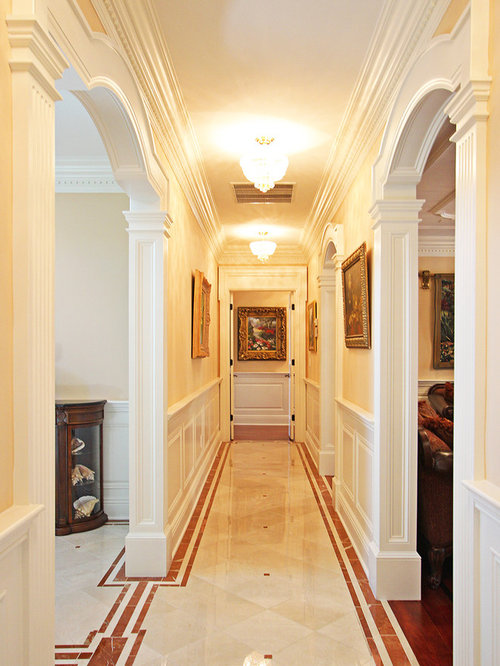 Our 50 Best Traditional Linoleum Floor Hallway Ideas & Remodeling ...
