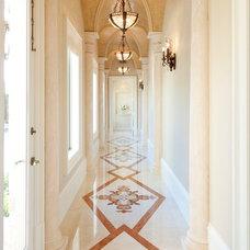 Traditional Hall by AVID Associates LLC