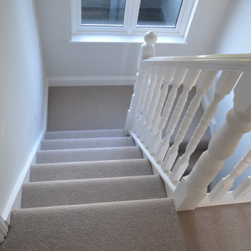 Full width rear dormer loft conversion with 2 bedrooms and 1 bathroom Ealing W13