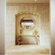 Mediterranean Hall by ROWLAND BROUGHTON ARCHITECTURE & URBAN DESIGN