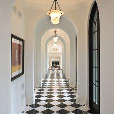 Mediterranean Hall by John Kraemer & Sons