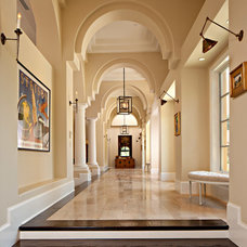 Traditional Hall by Musser: Architects, Inc.