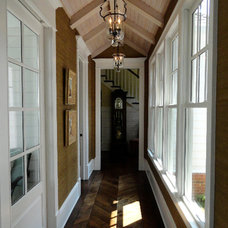Traditional Hall by Stephen Fuller Designs