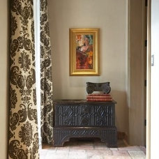 Traditional Hall by Tracery Interiors