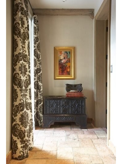 Traditional Hallway & Landing by Tracery Interiors