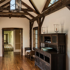Traditional Hall by Crisp Architects