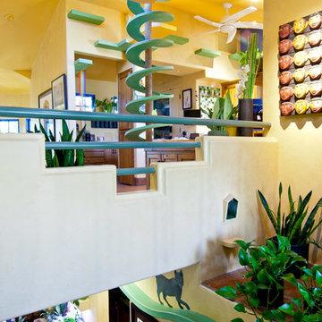 Garden Oasis - The Cat House