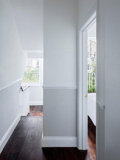 Contemporary Hallway & Landing by Brosh Architects