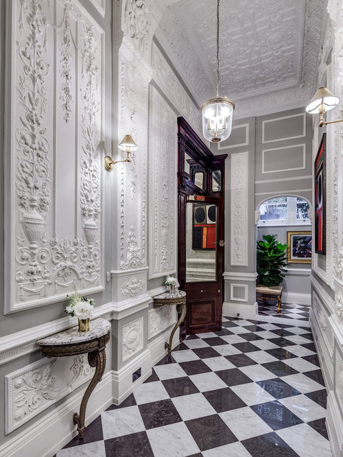 Victorian Hallway Design Ideas Renovations Amp Photos